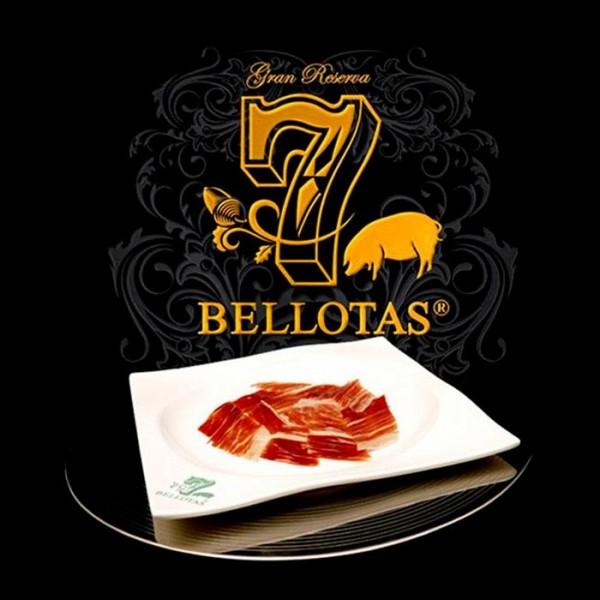 prosciutto spagnolo iberico di bellota (afetatto)