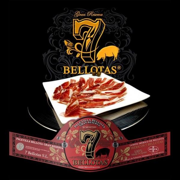 7 BELLOTAS® ShoulderHam 100% Iberico bellota kopen