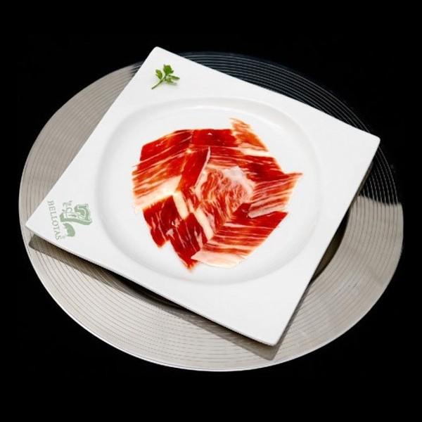 spaanse iberico bellota ham (Gesneden)