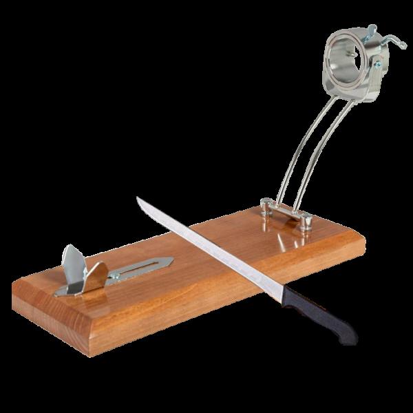 Eichel-schinken hand geschnitten