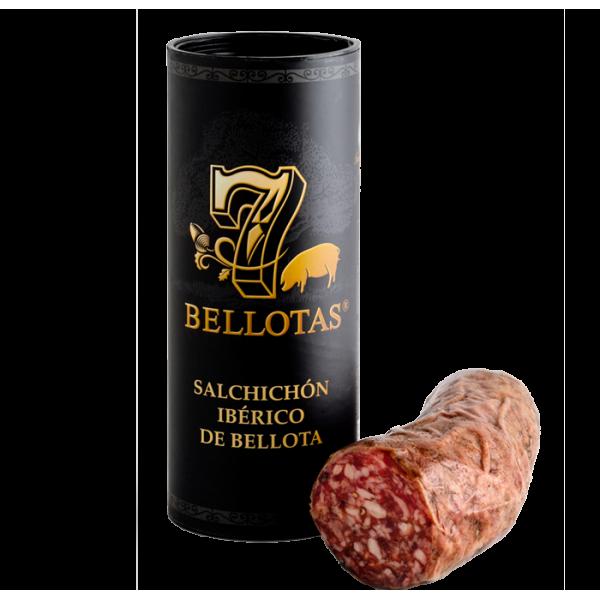 7 Bellotas® IBERICO Schweinelende (LOMO Bellota) 1X80gr.