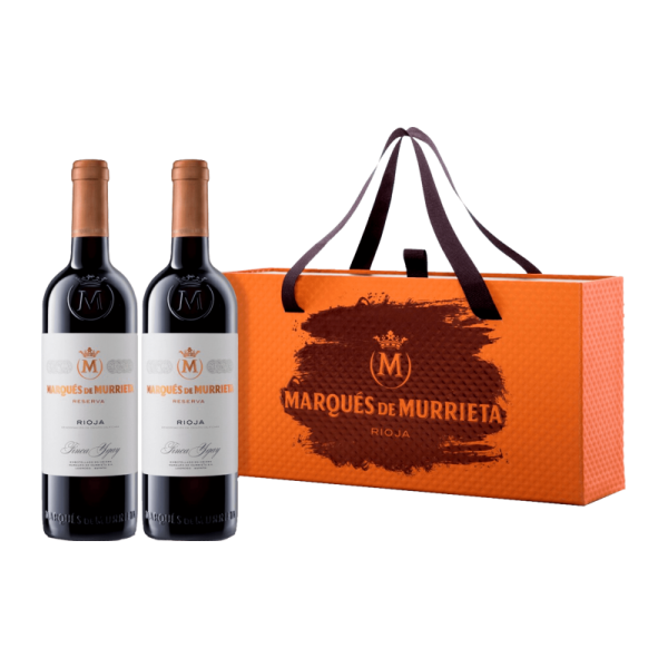 Rioja Reserva 2015 2X75cl.