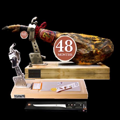 7 BELLOTAS® 48个月+ Rioja Set +...