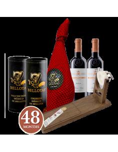 Jambon 7 BELLOTAS® Gran Reserva (Cadeau)