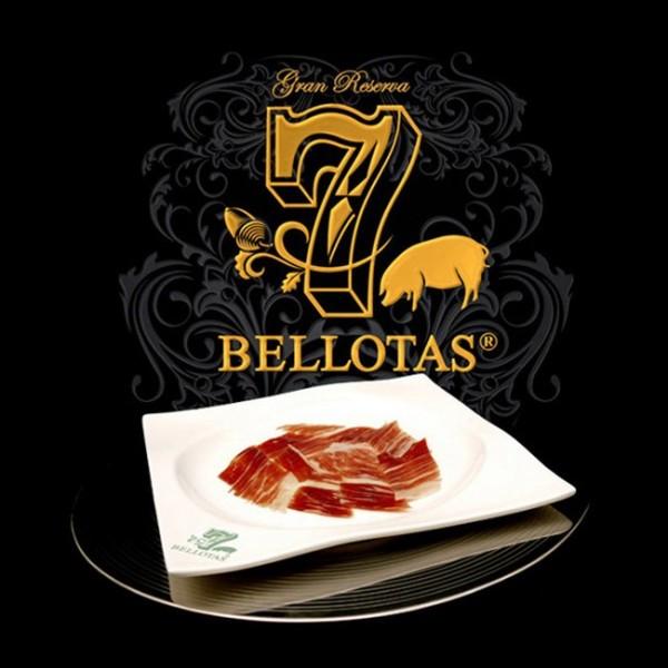 jambon ibérique espagnol tranché