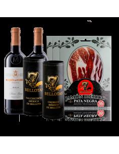 7 BELLOTAS® IBERICO Ham...