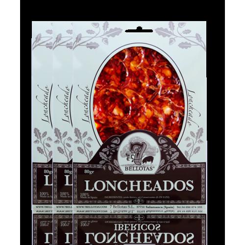 Chorizo 7 Bellotas® In Scheiben