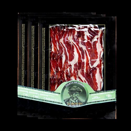 Iberian Shoulder Ham (Sliced)