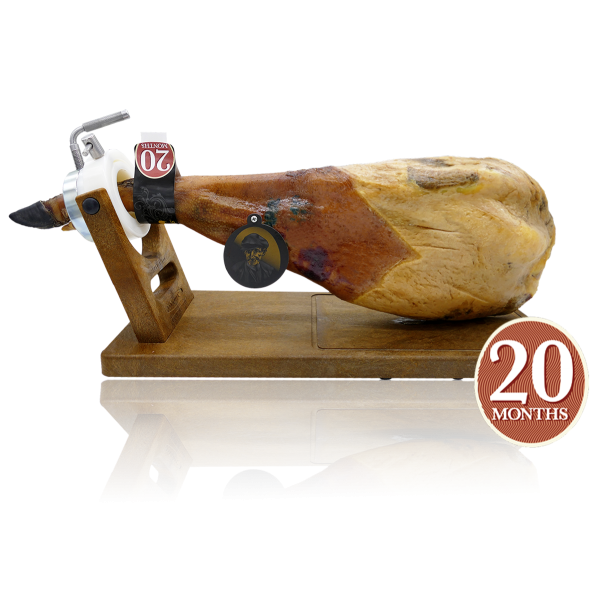 "7 Bellotas® ""Gran Reserva"" Eichel-Schulter Schinken (Paleta ibérica de bellota) 5,0 Kg."