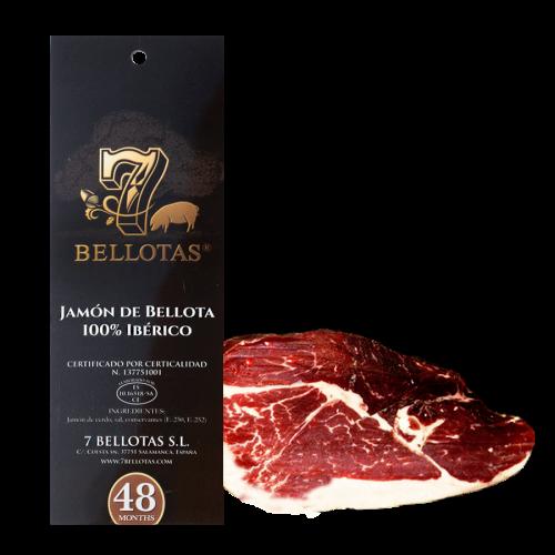 Sliced Ibérico Shoulder Ham 11X80gr.