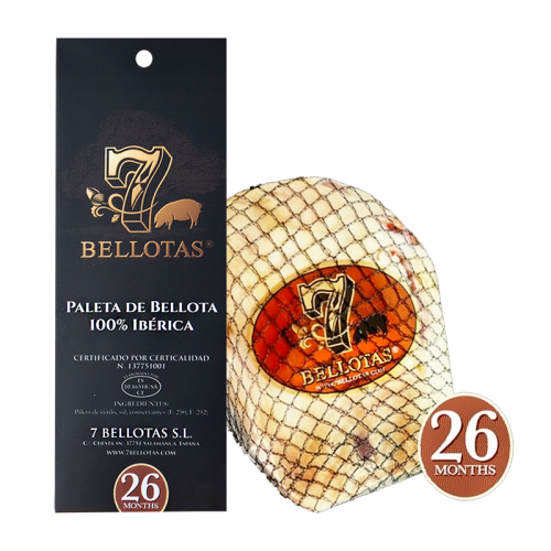 7 BELLOTAS® Acorn-Fed 100% Iberian...