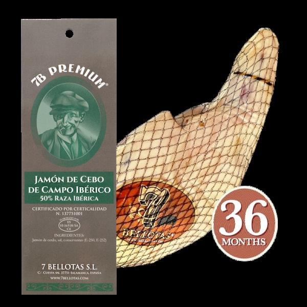boneless 7B Premium® Iberian Ham