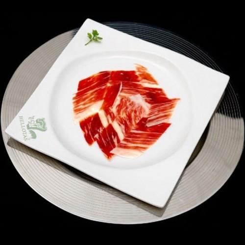 7 Bellotas® PATA NEGRA Iberian Ham Sliced Pack 5X80gr.