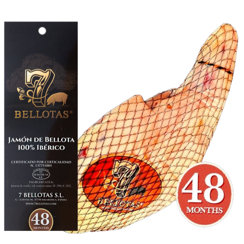 """Lomo 7 BELLOTAS® """"Gran Reserva"""" BELLOTA Pack 5X80gr."""