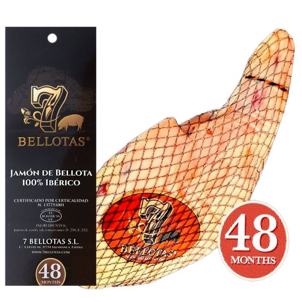 "Lomo ibérico de bellota ""Gran Reserva"" Pack 5X80gr."